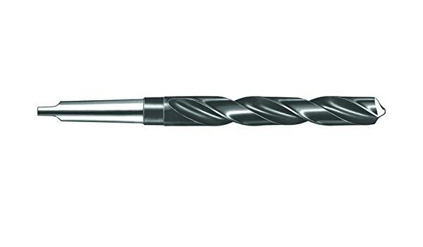 """HSS 1-3//4/"""" MT4 Taper Shank Drill"""