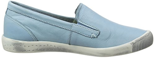 ITA298SOF Fly Fly ITA298SOF London loafer flats Blue Pastel London Blue ITA298SOF Fly London flats Pastel loafer IqTwqp1xP