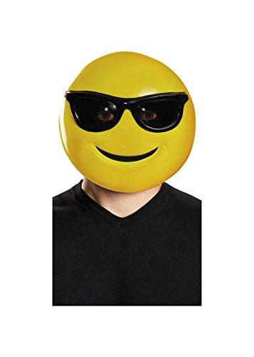 (Emoji Mask Costume Accessory)