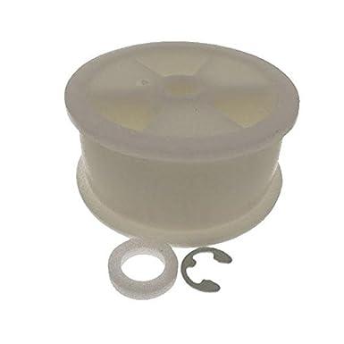 Rodillo tensor (307) de secadora Edesa URBAN-SCB84/A: Amazon.es ...