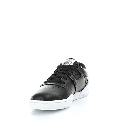 BS9830 ID Basket Workout Reebok Lo Clean Noir Xxq1v