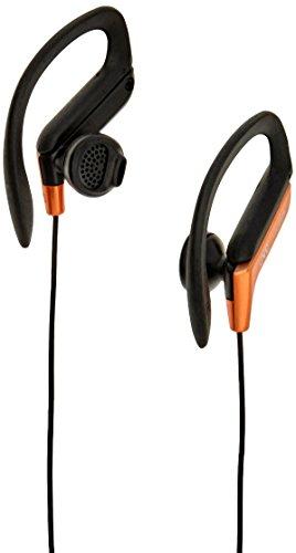 JVC HAEB75D Sports Clip Headphone, ()