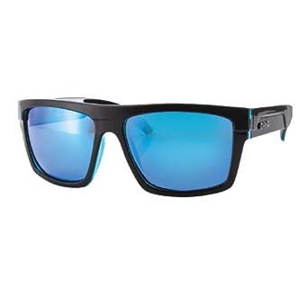 24308720f39 Amazon.com  CARVE Volley Sunglasses Black Clear Blue Polarized ...