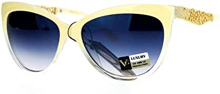 VG Occhiali Sunglasses Cateye Luxury Design Womens Fashion Shades