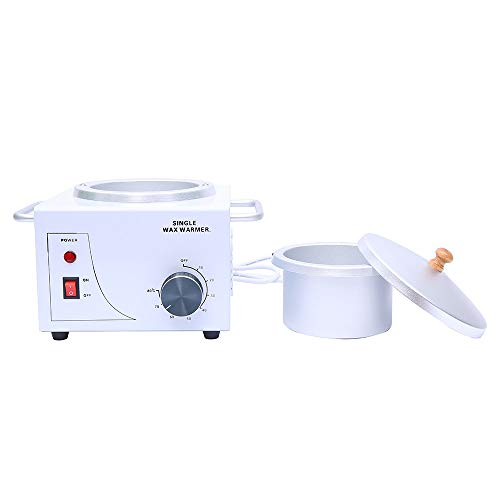 Wax Warmer Electric Wax Heater Pot for All Types of Wax,Professional Home and Salon Beauty Equipment,500cc from Beauty AGL