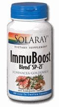 Immuboost Blend SP-21 Echinacea-Goldenseal - 100 - Capsule