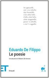 Le Poesie De Filippo Eduardo 9788806176884 Amazon Com Books