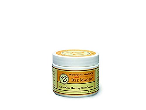 Medicine Mama's Apothecary Sweet Bee Magic All in One Healing Skin Cream, 2 -
