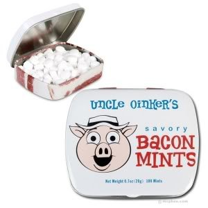 Bacon Flavored Mints
