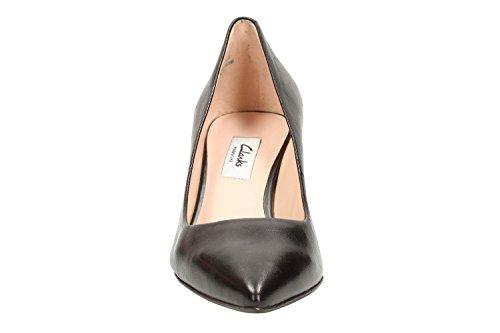 Clarks Aquifer Soda, Zapatos de Tacón para Mujer negro