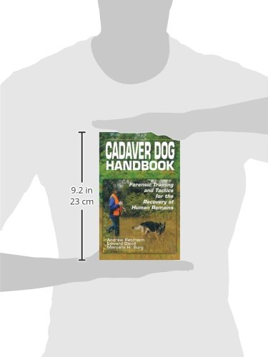 Cadaver Dog Handbook: Forensic Training and Tactics for the Recovery of Human Remains by Marcella H Sorg (Image #3)