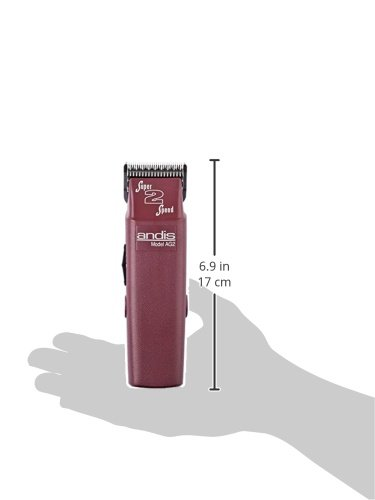 Andis Super AG2 2-Speed Detachable Blade Clipper, Professional Animal Grooming, AG-2  (22235) by Andis (Image #3)
