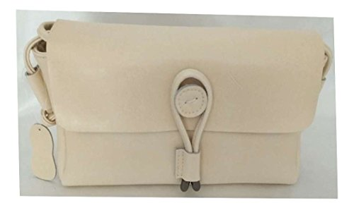 for Sling Adjustable White Women Beige shoulder Bags Leather Strap Cross Bags Body Tddq8wr