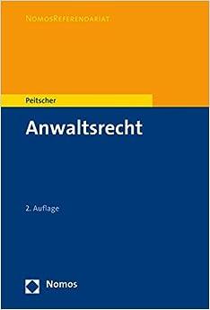 Book Anwaltsrecht (Nomosreferendariat)