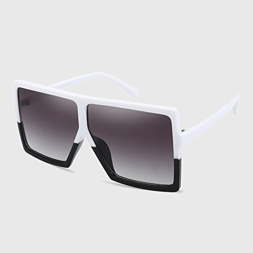 Großhandel Frauen KLXEB Oversize Modo Flat Platz Brillen Sonnenbrillen Mode C5 Top Männlichen C7 w0nOUBqxn