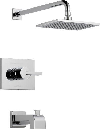 Delta T14453 Monitor Shower Chrome