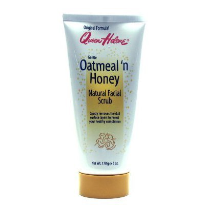 Queen Helene Oatmeal 'N Honey Natural Facial Scrub 177 ml Tube