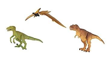 ANIA Velociraptor articulé Mini Figure