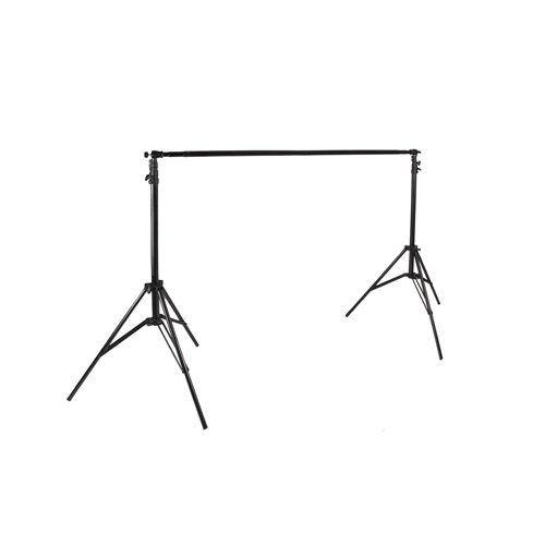ProMaster Telescoping Background Stand Set (9811) by ProMaster (Image #1)