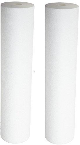 Pentek 155358, DGD-5005-20 Dual Gradient Density Polypropylene Sediment Cartridge (2-pack)