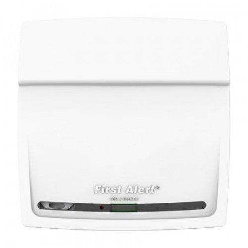 Brk Smoke & Carbon Monoxide Alarm W/Voice Photoelectric 120 V 85 Db 2''