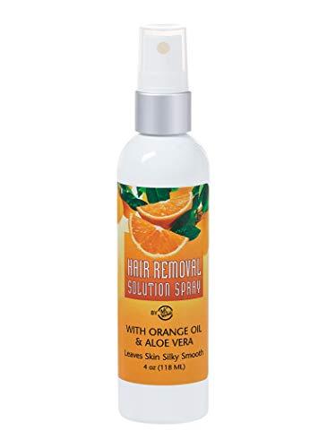 Hair Removal Solution Spray
