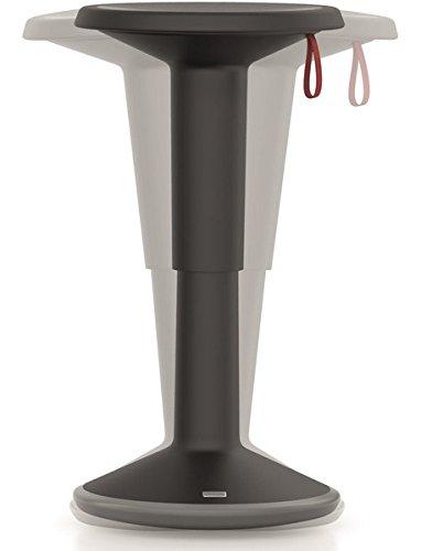Up Stool Adjustable Multi-Use Ergonomic Stool, Black (UP-BK)