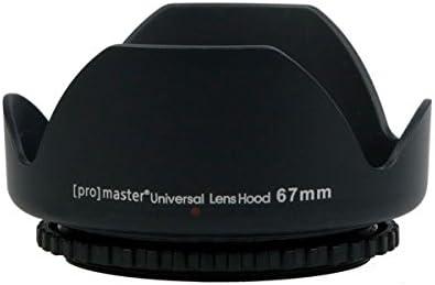 Promaster 67mm Universal Lens Hood