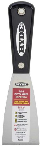 Professional Putty Knives by Hyde