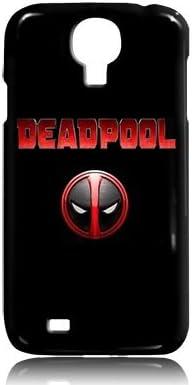 Samsung Galaxy S4 Coque Deadpool, DC Marvel Deadpool Logo ...