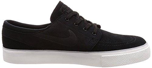 Nike Sb Zoom Janoski Ht Zwart / Zwart-wolf Grijs-licht Bot