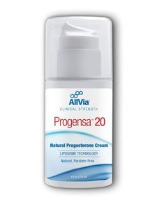 AllVia Integrated Pharmaceuticals - Progensa 20 (20 Natural)