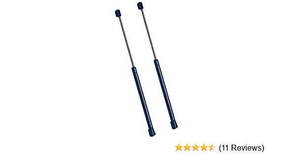 Schnecke 2Pcs 23.75 Inch liftgate tailgate Hatch trunk Lift Supports Struts Shock Gas Spring Prop Rod Fits For 2004-2007 Mercury Monterey 2004-2007 Ford Freestar Without Powered Lift Gate
