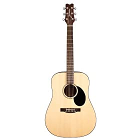 Jasmine JD36-NAT J-Series Acoustic Guitar, Natural 13