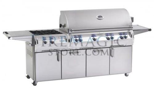 "Echelon Diamond E1060S-4EAN-51 ""A"" Series Stand Alone Grill - NG Fire Magic Grills"