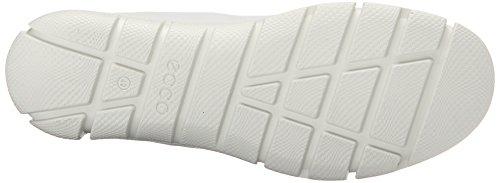 Ecco Dames Intrinsieke Sneaker Fashion Sneaker Wit / Wit