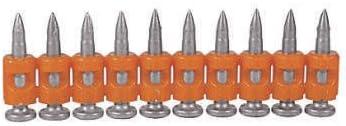 Gas f/ür Nagler P800/500/Teile 57550/Spit Clou Beton und Stahl HC6/15/mm