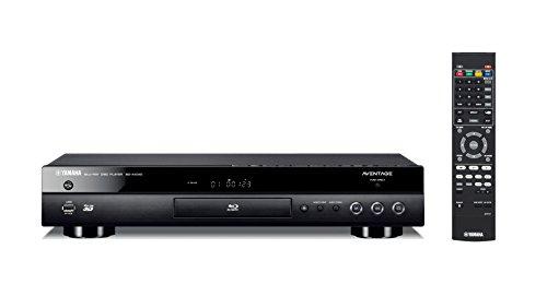 Yamaha BD-A1040BL AVENTAGE Universal Wi-Fi Blu-ray Disc Play