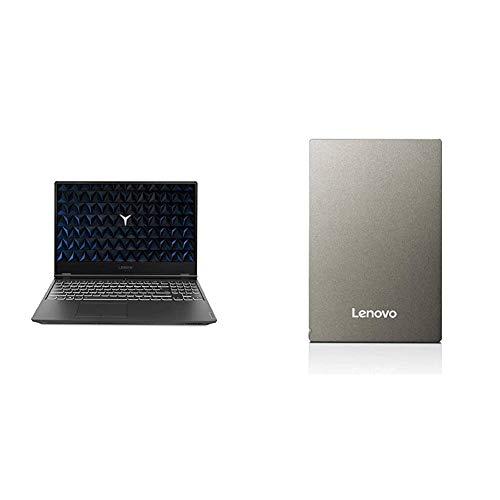 Lenovo Legion Y540 9th Gen Intel Core i5 15.6 inch FHD Gaming Laptop -Lenovo 2TB External Hard Drive