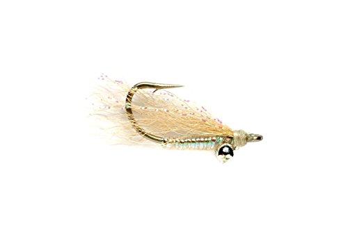 Umpqua Feather Merchants Crazy Charlie 1/2 Dozen #6 Tan (Feather Umpqua)