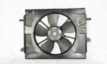 TYC 621450 Chevrolet HHR Replacement Radiator//Condenser Cooling Fan Assembly