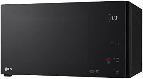 LG LMC1575ASB Countertop Microwave Oven, Black