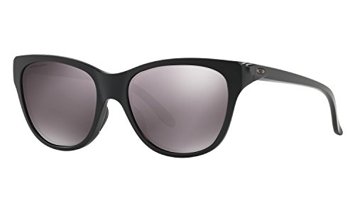 Oakley Women's Hold Out Sunglasses Matte Black with Prizm Daily Polarized Lens + - Sunglasses Girls Oakley