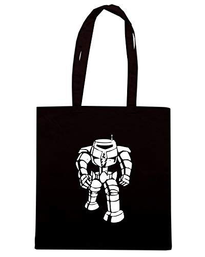 Nera Borsa ROBOT OLDENG00622 Shopper Shirt Speed qBtw5T6T