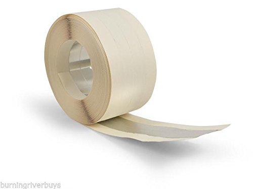 5 rolls Reinforced Corner Bead Tape 4-1/4'' Heavy Duty 100' Roll with 2'' Scored Aluminum