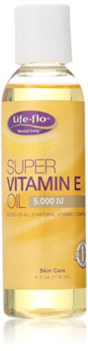 Super Vitamin E Oil  Life Flo Health Products 4 fl oz Liquid