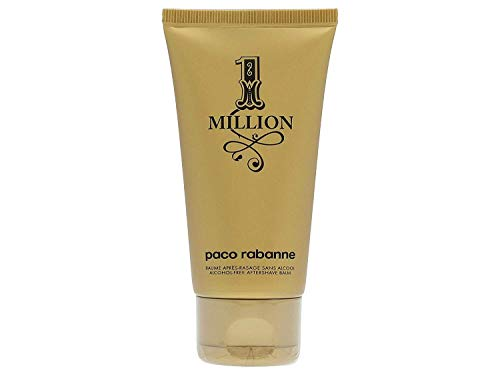 Paco Rabanne 1 Million After Shave Balm for Men, 2.5 Ounce