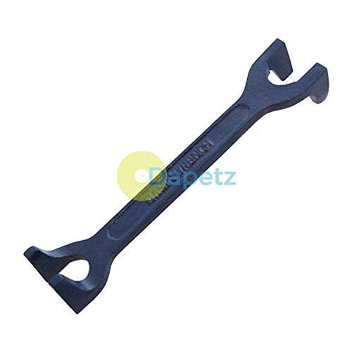 11 ADJUSTABLE TAP NUT SPANNER BATH SINK PLUMBERS 15mm 22mm FIXED BASIN WRENCH