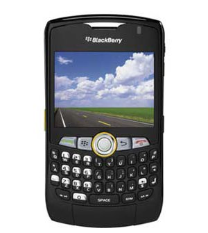 Blackberry 8350i Curve Nextel Boost Mobile Pda Cell Phone ()