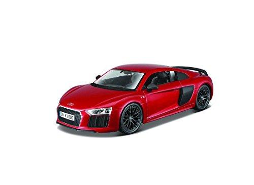 Audi R8 V10 Plus Diecast Model Car Kit